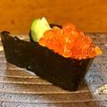 料理メニュー写真北海道産塩いくら