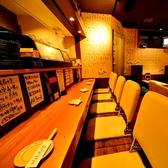 渋谷っ子居酒屋 とととりとん 魚鶏豚の雰囲気3