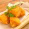 料理メニュー写真カマンベールチーズ・フリット(ハチミツを添えて)