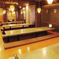 【千葉駅から徒歩3分】宴会最大170名様までOK!飲み会に