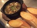 料理メニュー写真鶏砂肝のアヒージョ