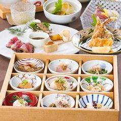 菜な ルクア大阪店の写真