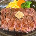 料理メニュー写真ワイルドステーキ/300g