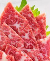 優れた健康食品の熊本馬肉