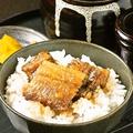 料理メニュー写真炭焼/ごはん茶わん うな丼