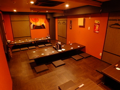 薩摩Dining 酒楽の雰囲気1