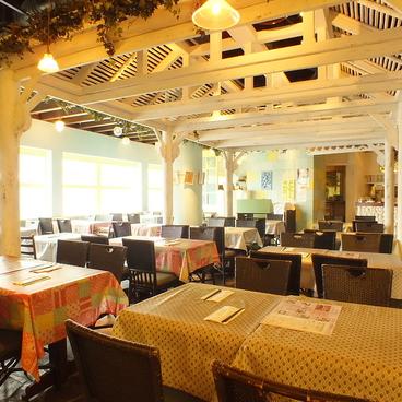 マンゴツリーカフェ アーバンドック ららぽーと豊洲の雰囲気1