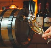 樽生スパークリングワインや世界のビールなど