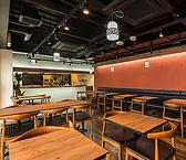 イタリアン マーケットカフェ 博多駅前店の雰囲気3