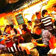 スペインバル エビート EBIEAT 名古屋駅前店の雰囲気1