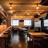炭火焼き イタリアン ケムリとカオリ 近江町店の雰囲気3