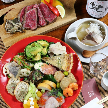 竹西ロジク バーのおすすめ料理1