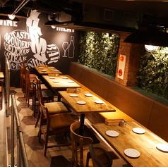 肉食BAR ガブリミート 福島店の雰囲気1