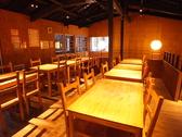 広々としたテーブル席は家族・女子会にもぴったり!!