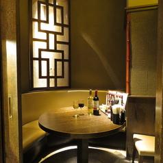 カップルシートは2~3名様まで対応可能なテーブル個室ママ友お子様連れなら4名もOK!