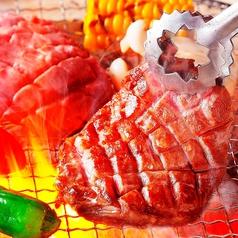 【自慢の】厚切り牛トロタンステーキ