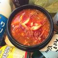 料理メニュー写真海鮮スンドゥブ