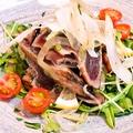料理メニュー写真旬魚の創作カルパッチョ