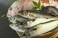産直素材!お魚がおすすめ!!鮮度の高いお刺身がおすすめ◎