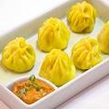 料理メニュー写真ネパールの小龍包モモ