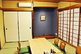 こちらは「夏草」のお部屋です。4~8名様で承ります。