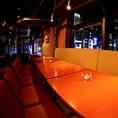 【テーブル席】雰囲気抜群の店内は女子会や合コンに大人気!