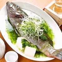 吉嶺の料理のこだわり【和食×沖縄料理】