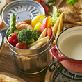 渋谷で人気のチーズフォンデュ食べ放題!