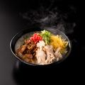料理メニュー写真特製鶏飯