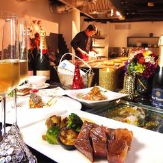 神戸ステーキ&ワイン kitari キタリの雰囲気1