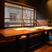 個室はカジュアルな接待や会食にもご利用頂けます。