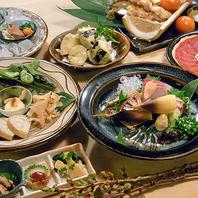九州名物旨かもん満載!コース料理