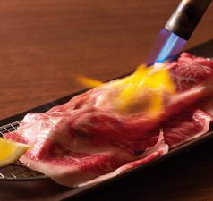 【数量限定】黒毛和牛肩ロースの炙り寿司