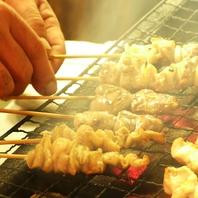 一本一本丁寧に作る串焼きは激安&絶品♪♪