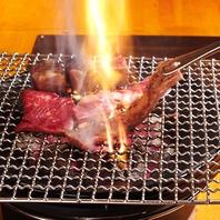 炭火で焼いてジューシーな味わい☆