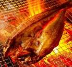 最高級備長炭使用の炭火焼き各種。