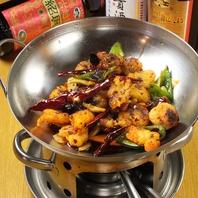 本格四川料理をお楽しみください♪