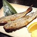 料理メニュー写真北海道産 こまいの一夜干