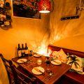完全個室 肉バル ウィノ&ベール 川崎店の雰囲気1
