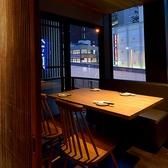少人数でのご宴会や接待、飲み会など様々なシーンでのご利用が可能です。個室なので周りを気にせず楽しく料理とお酒を頂けます。
