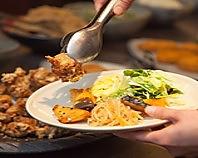 昼は手作り創作和食が食べ放題!!コーヒー付きで920円