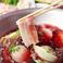 料理メニュー写真スペイン産ラルポークの赤ワイン鍋