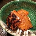 料理メニュー写真サーモンのハラス炙り焼き