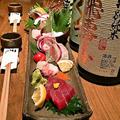 料理メニュー写真本日の鮮魚5種盛り合わせ