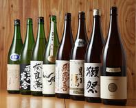 日本酒のセレクト!