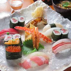 鮨と肴こばやしのコース写真