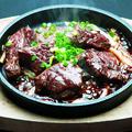 料理メニュー写真イベリコ豚のワサビ焼き