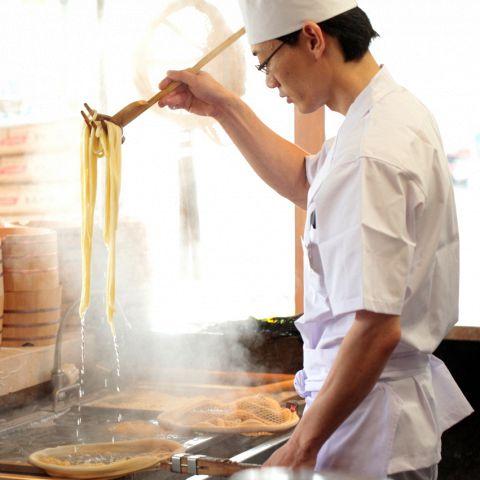 麺 丸亀 延岡 製 丸亀製麺には麺職人がいる!職人がいる店舗はどこ?見分け方は?