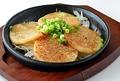料理メニュー写真山芋ステーキ