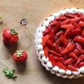 料理メニュー写真季節のタルト